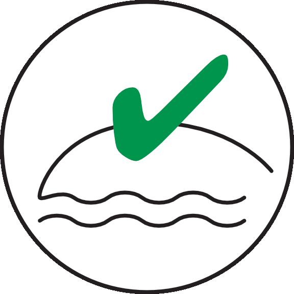 ECOCAMPING Icon - Bodenbelastung