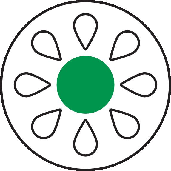 ECOCAMPING Icon - Freitzeitgestaltung