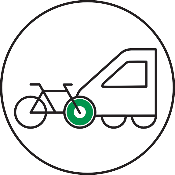 ECOCAMPING Icon - Mobilität